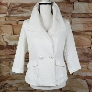Cabi White Blazer, size Medium